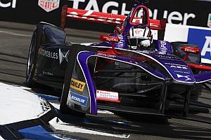 Formule E Actualités Quatre courses sans points mais Lynn ne désespère pas