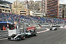 Rosbergs complete Monaco demo run