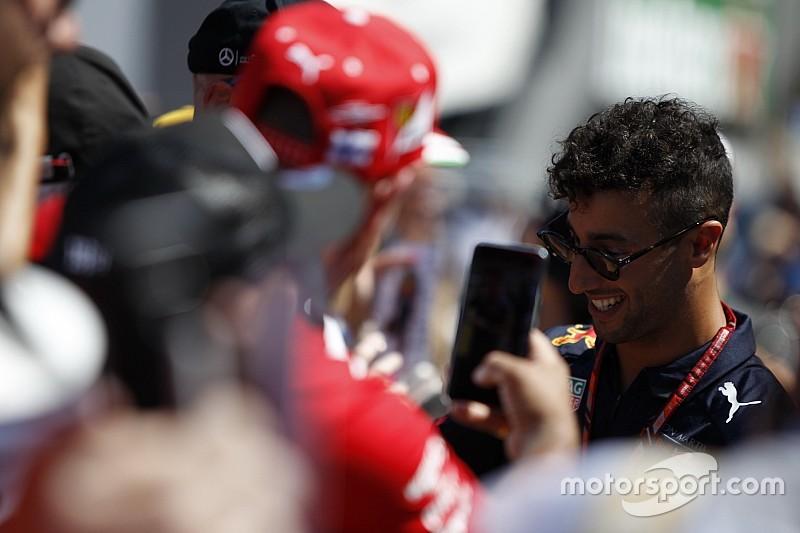 """Ricciardo újra Vettel csapattársaként? """"Semmi sem lehetetlen"""""""