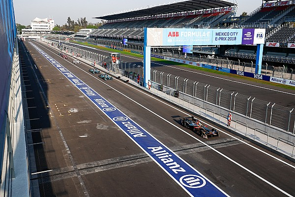 Fórmula E Lotterer advierte a la Fórmula E sobre accidentes en boxes