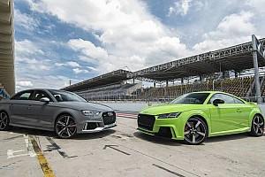 Automotivo Últimas notícias Primeiras Impressões: Audi RS3 e TT RS no autódromo de Interlagos