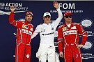 Galeria: Hamilton bate e Bottas é pole; o sábado no Brasil