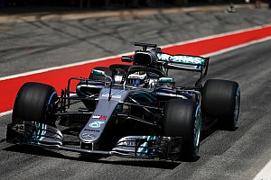 Formula 1 Testing report Bottas quickest as Barcelona F1 test ends