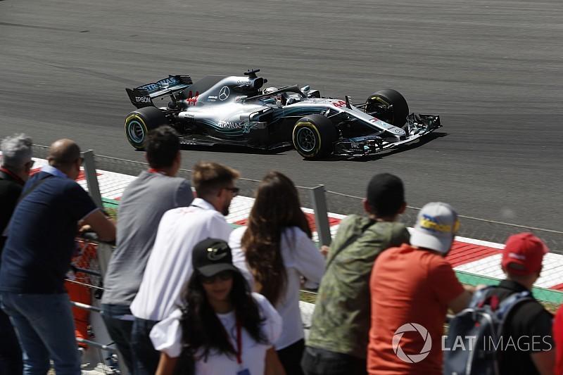 【動画】F1第5戦スペインGP フリー走行2回目ハイライト