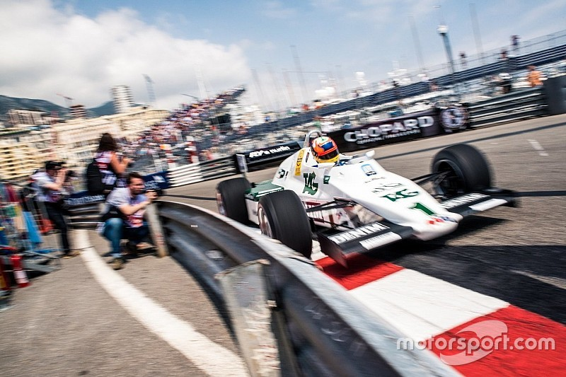 Fotogallery: lo spettacolare Monaco Historic Grand Prix