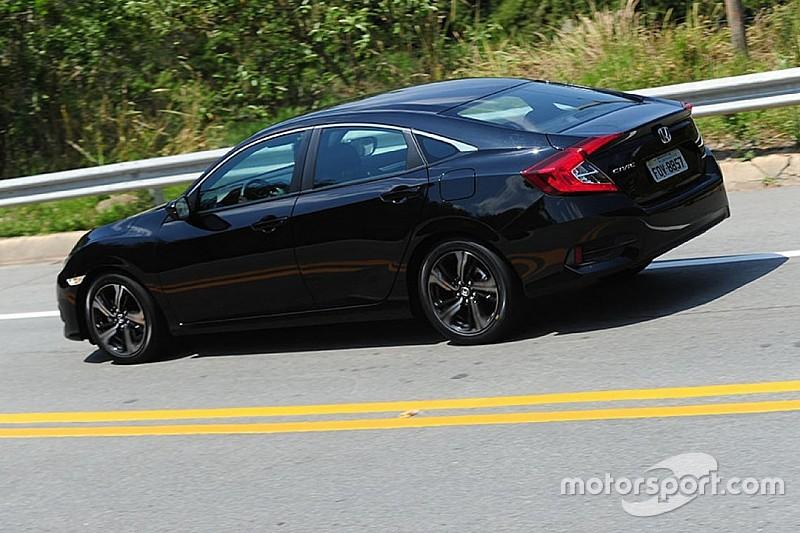 Honda Civic reestilizado estreia em 2019