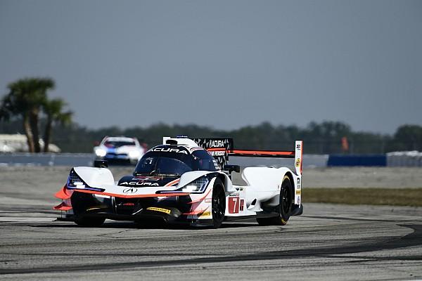 Sebring 12 Hours: Taylor puts Penske-Acura on top again