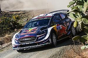 WRC Tappa Messico: una foratura infrange i sogni di Loeb. Ogier ha la gara in pugno