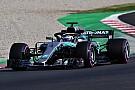 GP d'Australia: la Mercedes ha scelto più Ultrasoft della Ferrari