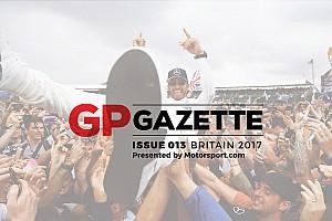 Formula 1 Breaking news British GP: Issue #13 of GP Gazette now online