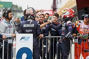 FIA F2 Reactions Konsistensi menjadi kunci Russian Time musim ini