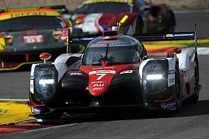 WEC Sıralama turları raporu Nurburgring WEC: Yakın geçen sıralamada pole pozisyonu Toyota'nın