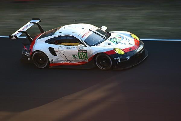 Ле-Ман Новость Porsche выставит в Ле-Мане четыре машины класса GTE Pro
