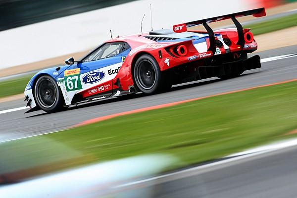 Les Ford GT impériales à Silverstone