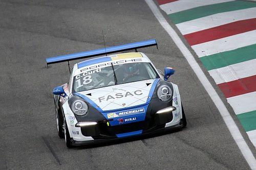 """Carrera Cup Italia, Mugello: la """"nuvoletta"""" di Curti e Linossi"""