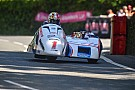 Road racing Birchall brothers top Isle of Man TT sidecar entry