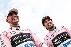 F1 Entrevista Directivo de Force India dice que Ocon tiene respeto por Pérez