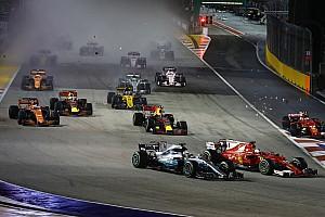 Formule 1 Réactions Grand Prix de Singapour : ce qu'ont dit les pilotes