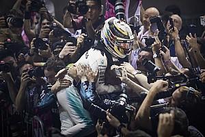Hamilton'dan 'Vettel senden daha iyi' diyen taraftara cevap