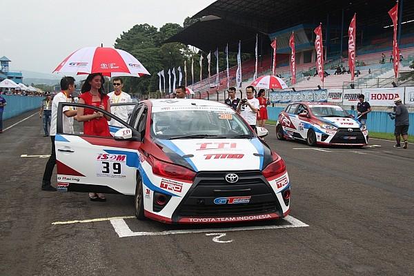 ITCC: Toyota rebut podium pertama dan ketiga