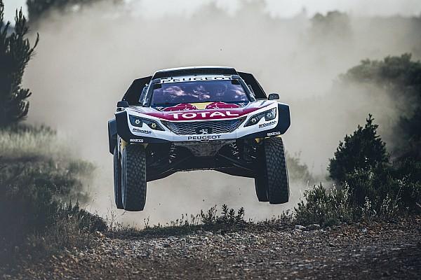 Peugeot stopt na 2018-editie met Dakar Rally