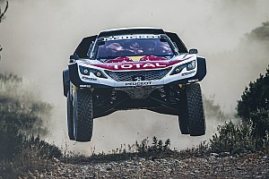 Dakar Top List VIDEO: Peugeot prueba su Maxi 3008DKR