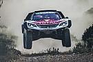 Dakar VIDEO: Peugeot prueba su Maxi 3008DKR