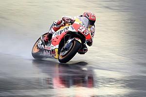 MotoGP Reporte de prácticas Márquez domina la primera práctica