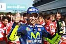 """MotoGP Los médicos, """"perplejos"""" ante la buena evolución de Rossi"""