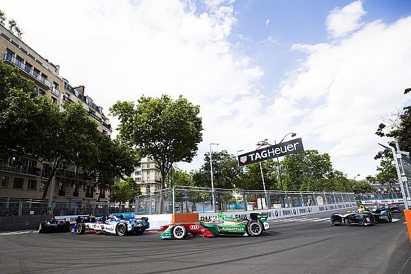 Formula E Motorsport.com news Motorsport.com teams with TAG Heuer for Formula E video series