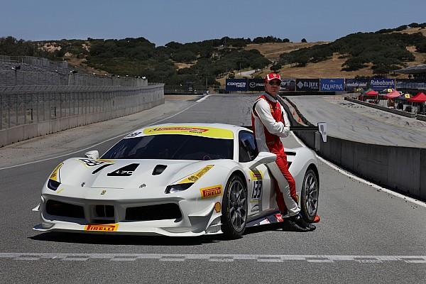 Актор Майкл Фассбендер виступить за Ferrari