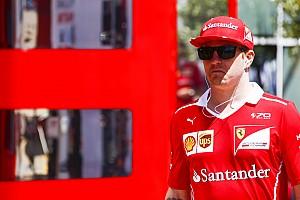 Formula 1 Intervista Raikkonen ironico: