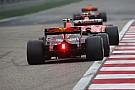 Las notas del GP de China de F1