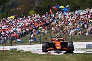 F1 Reporte de pruebas Vandoorne el mejor del test matutino en Hungría