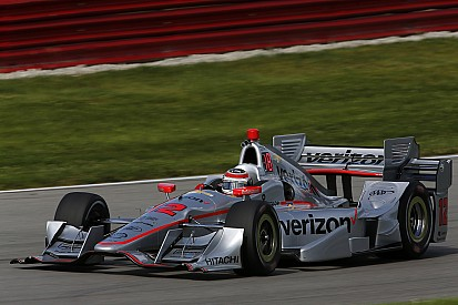 Will Power centra la pole position nelle qualifiche di Mid-Ohio