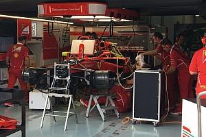 Fórmula 1 Noticias Marchionne confirma que Ferrari tuvo problemas de motor en el banco de pruebas