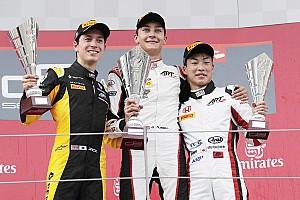 GP3 Reporte de la carrera Primera victoria de Russell en la GP3 Series