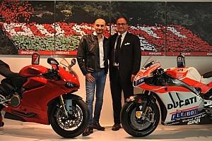 MotoGP Ultime notizie Ducati e Shell rinnovano la propria partnership tecnica