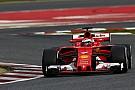 Райкконен побил рекорд трассы в Барселоне, McLaren сломалась. Дважды