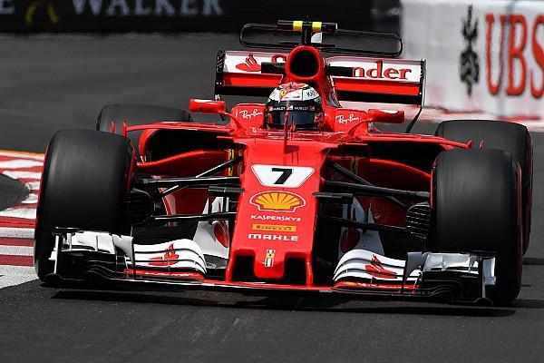 Formule 1 Special feature De startopstelling voor de Grand Prix van Monaco