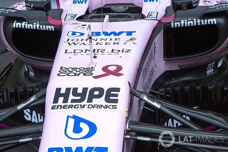 A Force India továbbra is a mellrák ellen