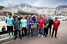 フォーミュラE 【FE】下肢切断のモンガーのため、チャリティーカートレースを開催
