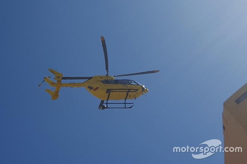 Elicottero Bologna Oggi : Tucci trasportato in elicottero a bologna dopo un brutto