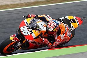 MotoGP Qualifyingbericht MotoGP 2017 in Barcelona: Pole-Position für Pedrosa, Rückschlag für Rossi