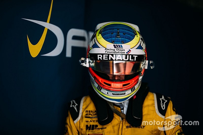 Renault запросила до програми в Ф1 екс-чемпіона ФR3.5