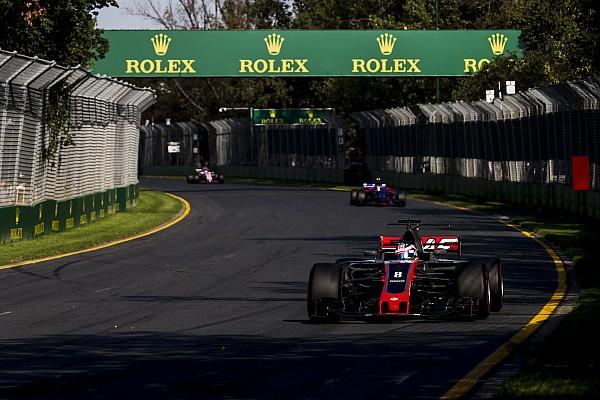 Formel 1 News Enttäuschung bei Haas F1 wegen verpasster Chance in Australien