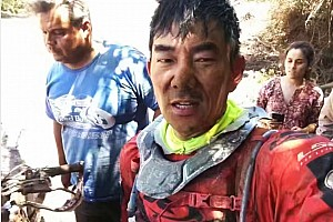 达喀尔 比赛报告 任贤齐受伤退赛  毛瑞金夺UTV组SS2赛段冠军