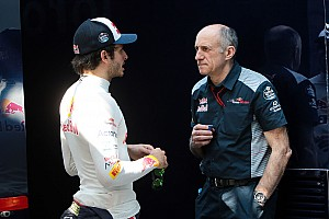 F1 Noticias de última hora Sainz, confianza plena en Toro Rosso... y en la promesa de Renault