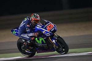 MotoGP Breaking news Vinales insists Qatar MotoGP victory not a must