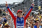 IndyCar Indy 500: Sato wins after thrilling shootout with Castroneves